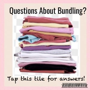 Tips About How To Bundle!💕